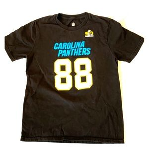 Kid's NFL Carolina Panthers Super Bowl 50 T-shirt